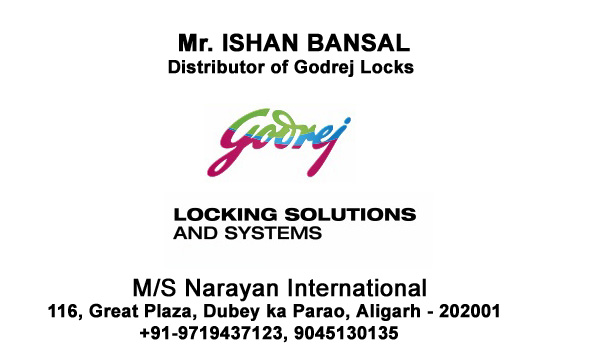 Godrej Locks